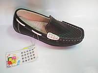 Мокасины 36\22.5-37\23 см  B&G черные туфли, туфлі, макасины, мокасіни, макасіни, биджи