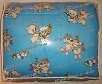 Подушка и одеяло детское