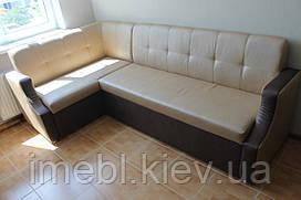 Кухонный уголок со спальным местом и ящиком для хранения