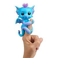 WowWee Fingerlings Интерактивный ручной дракончик Тара Tara Baby Dragon Interactive