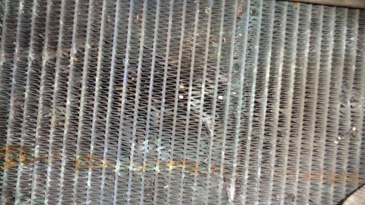 Покупаем лом латунных радиаторов