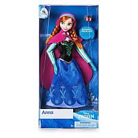 Кукла Дисней Фрозен Анна Классическая с кольцом Disney Frozen Anna Classic Doll - Frozen - 12