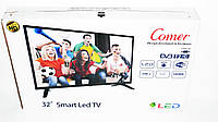 """LCD LED Телевизор Comer 32"""" Smart TV+WiFi+T2, HDMI, Android 4.4, фото 9"""
