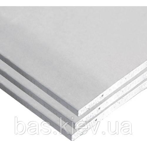 KNAUF потолочный гипсокартон 2000х1200х 9.5 мм