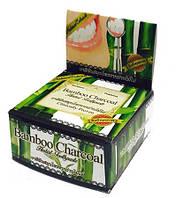 Зубная паста с бамбуковым углем Rochjana Bamboo Charcoal Herbal Toothpaste 30 гр