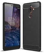 Чехол на Nokia 7+ Plus Black