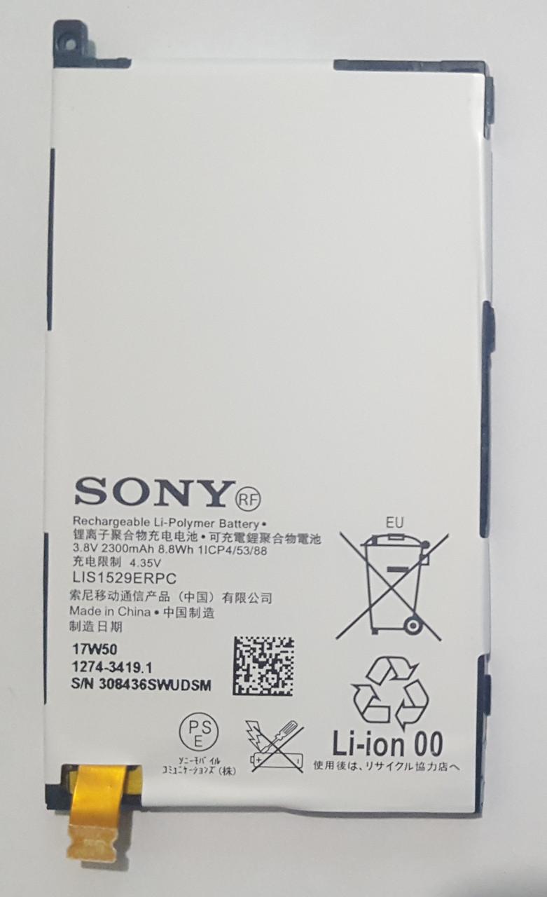 Акумулятор Sony D5503 / D5502  Xperia Z1 Compact Mini LIS1529ERPC 2300mAh