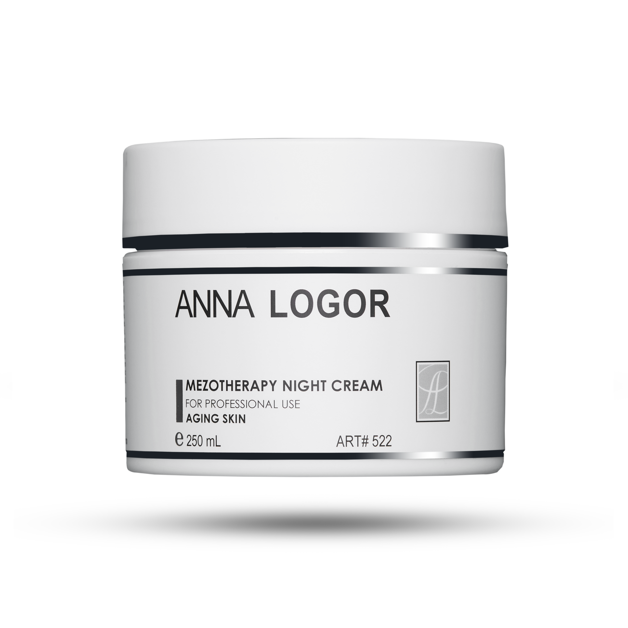 Омолоджуючий нічний крем Анна Логор / Anna Logor Mezotherapy Night Crem 250ml Код 522