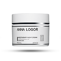 Крем нічний омолоджуючий Анна Логор / Anna Logor Mezotherapy Night Crem 250 ml Art. 522