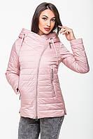 Курточка женская демисезонная Kattaleya KTL-136 розовая (#594)