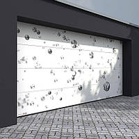 Гаражные ворота kruzik 3000x2125