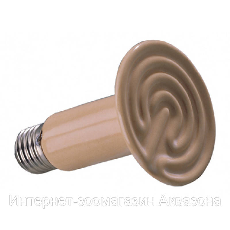 Керамическая лампа-нагреватель, Exo Terra Heat Wave Lamp 40 Вт