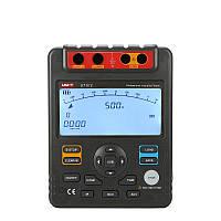 Мегаомметр UNI-T UT512 (тестовое напряжение до 2500 В)
