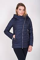 Куртка женская демисезонная Kattaleya KTL-136 синяя (#609)