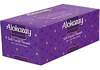 """Салфетки  """"Алокозай""""  200 шт , двухслойные гигиенические бумажные"""
