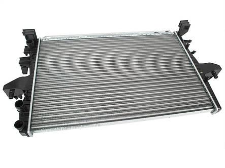 Радиатор Основной VW T5 Transporter Multivan 1,9 TDI, фото 2