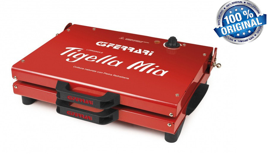 Бутербродница, сендвичница бытовая домашняя G3 Ferrari Tigella Mia G10025 Италия