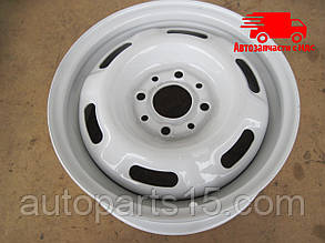 Диск колесный ВАЗ 2108, 2109, 21099 R13 белый. Ціна з ПДВ.