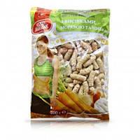 Сухой завтрак MakSport фигурные изделия с отрубями «С морковкой и луком», 200г