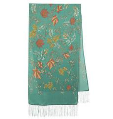 Павловопосадские шарфы шелковые крепдешин 190х50 см.