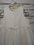 Платье+повязка ТМ Happy ToT размеры 62, 68, 74 и 80, фото 5