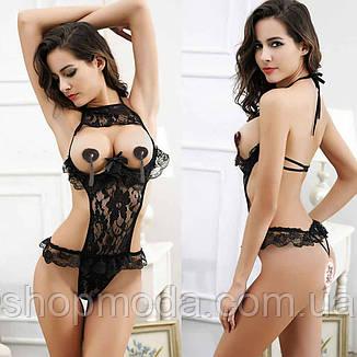 Сексуальное боди с открытой грудью., фото 2