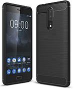 Чехол на Nokia 8 - Black