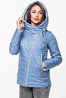 Куртка женская демисезонная Kattaleya KTL-136 голубая (#592)