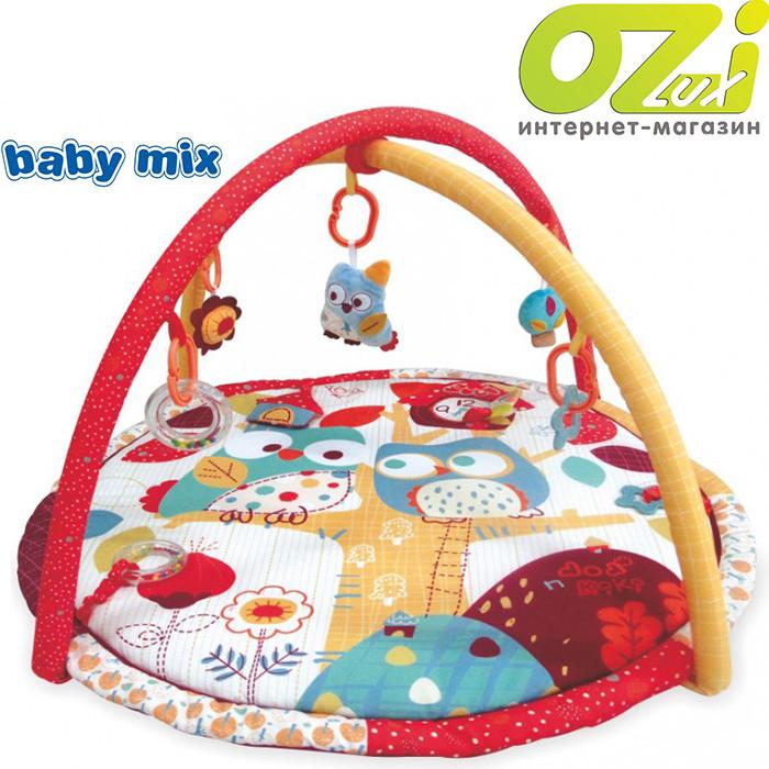 Развивающий коврик Alexis Baby Mix Сова TK/3367C