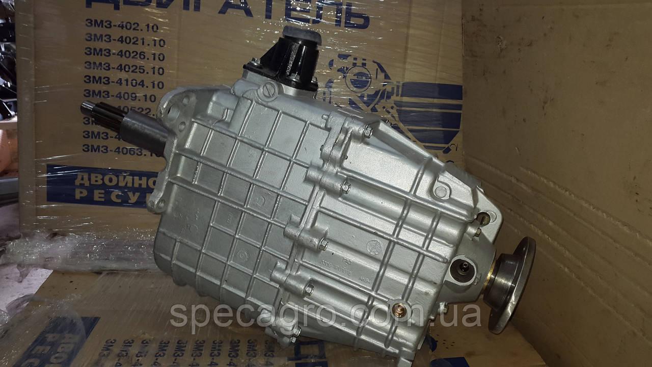 Коробка переключения передач КПП ГАЗ-3309