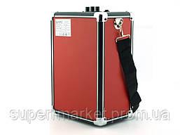 Колонка-чемодан с караоке Kipo KB-Q2 20W, фото 2