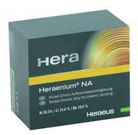 HERANIUM NA, металл для металлокерамики, Ni-59.3%, Cr-24%, Mo-10% ( 1кг)