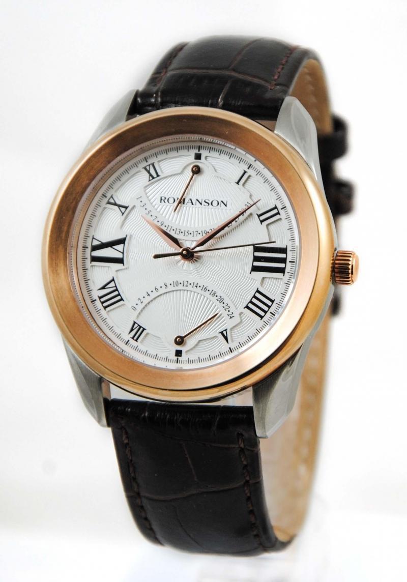 Часы Romanson TL2615BMR2T WH