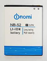 Original Акумулятор Nomi NB-52 (i501) 1750mAh
