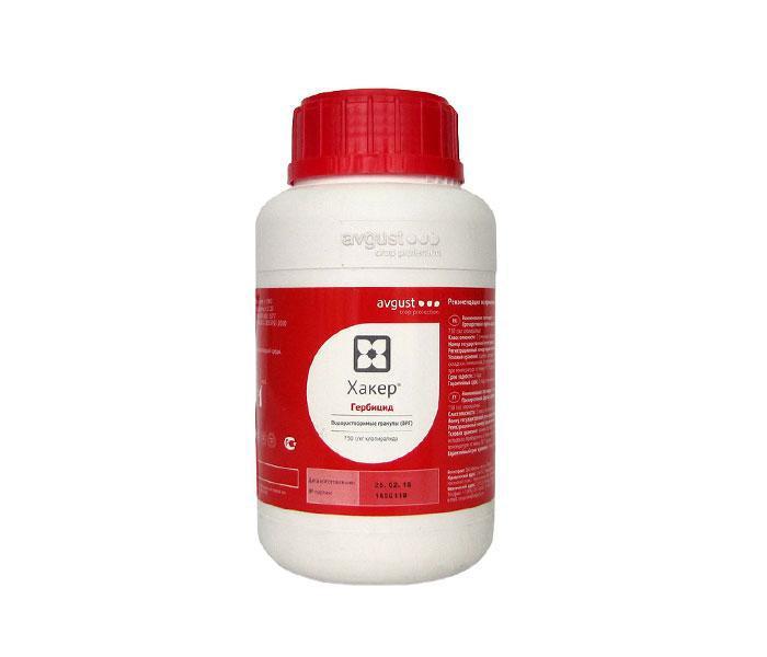 Гербіцид Хакєр®, в.г (аналог Лонтрел Гранд) - 1 кг | Avgust