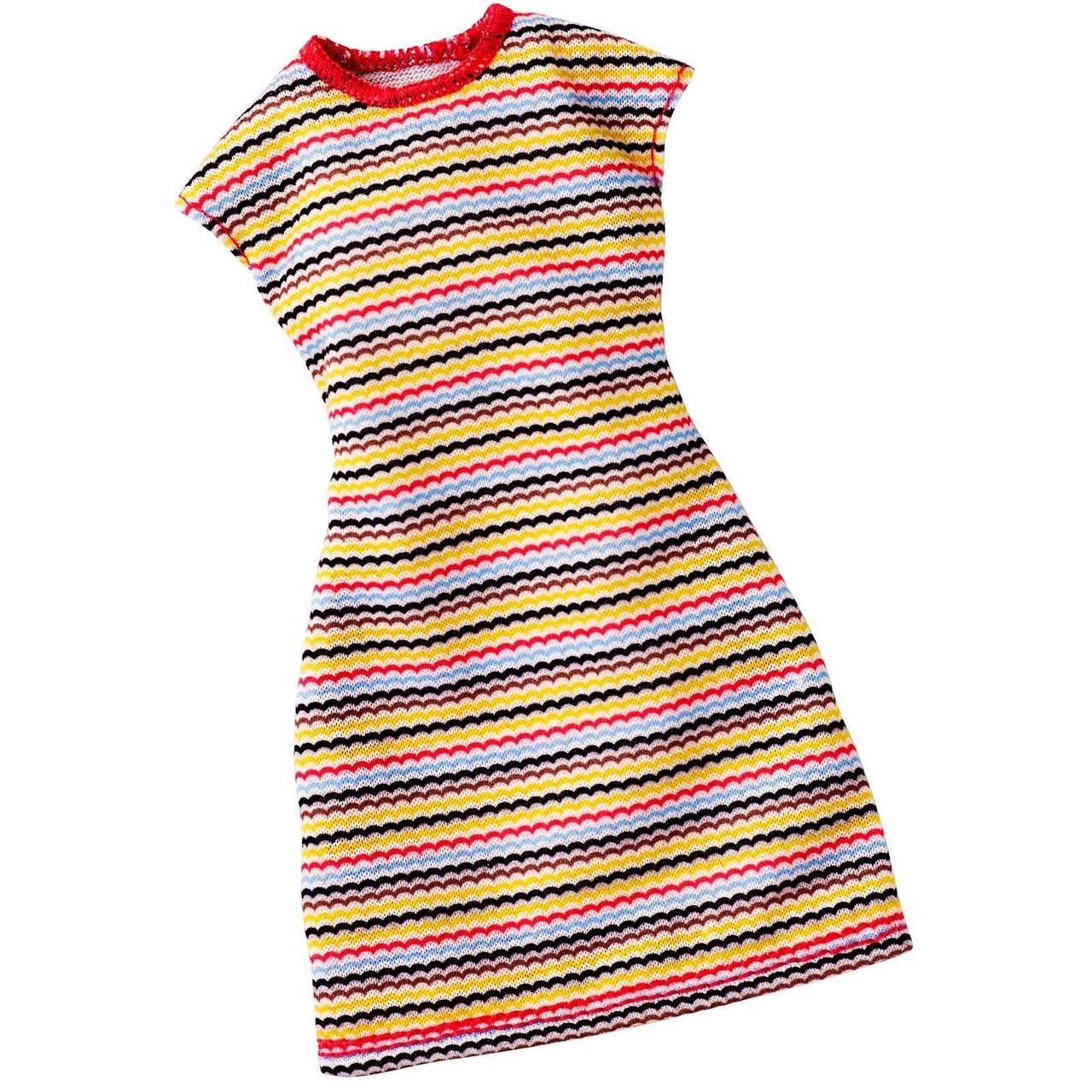 Одежда для куклы Модное платье Barbie