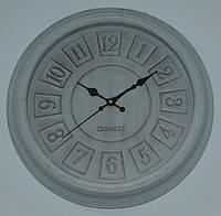 "Настенные часы ""Old city"" (blue 35 см.), фото 1"