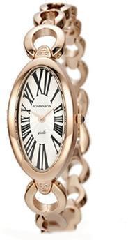 Часы Romanson RM0348QLRG WH