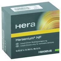 Heraenium NF  дентальный сплав универсальный (Co, Cr, Mo)