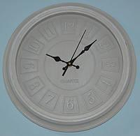 """Настінний годинник """"Old city"""" (cream 35 см), фото 1"""