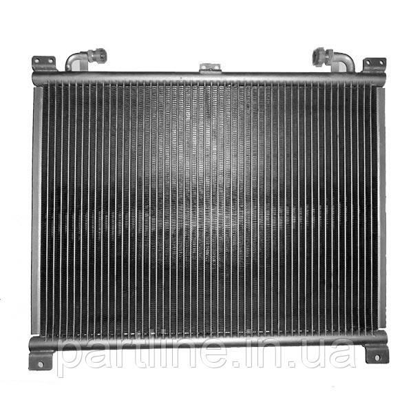 Конденсатор (радиатор кондиционера) МТЗ, арт. 02-130410-20