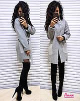 Женское модное весеннее пальто