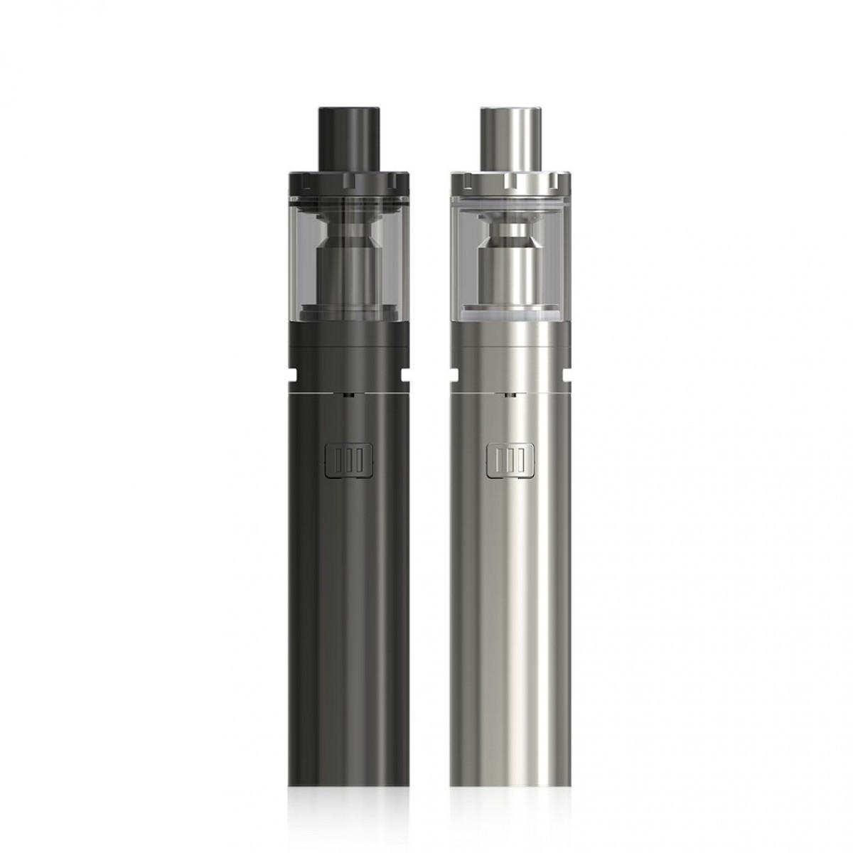 Электронная сигарета IJUST S черная-1592 . серебро-1591