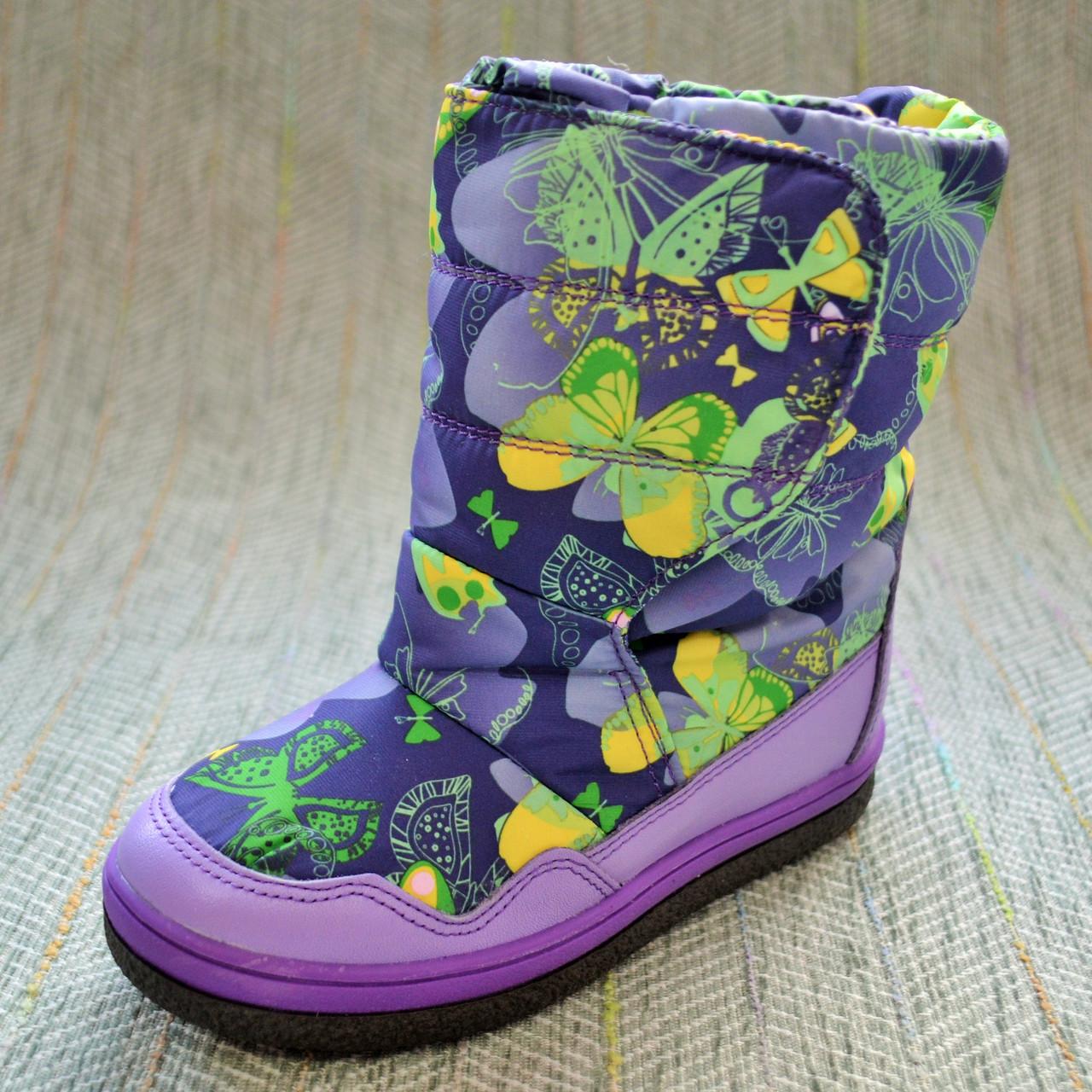 Зимові чоботи-дутики, Foletti Kids розміри: 25-27