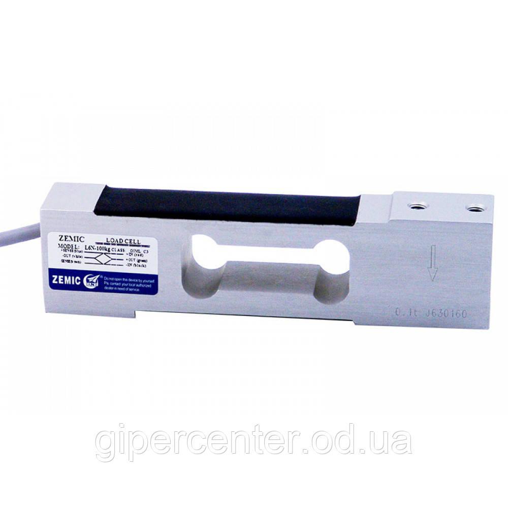 Zemic L6N-C3-100kg-3B6 до 100 кг одноточечный тензодатчик