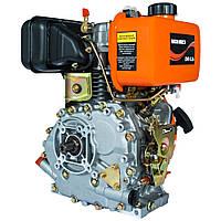 Двигатель дизельный Vitals DM 6.0s (6 л.с., шлиц 25 мм)