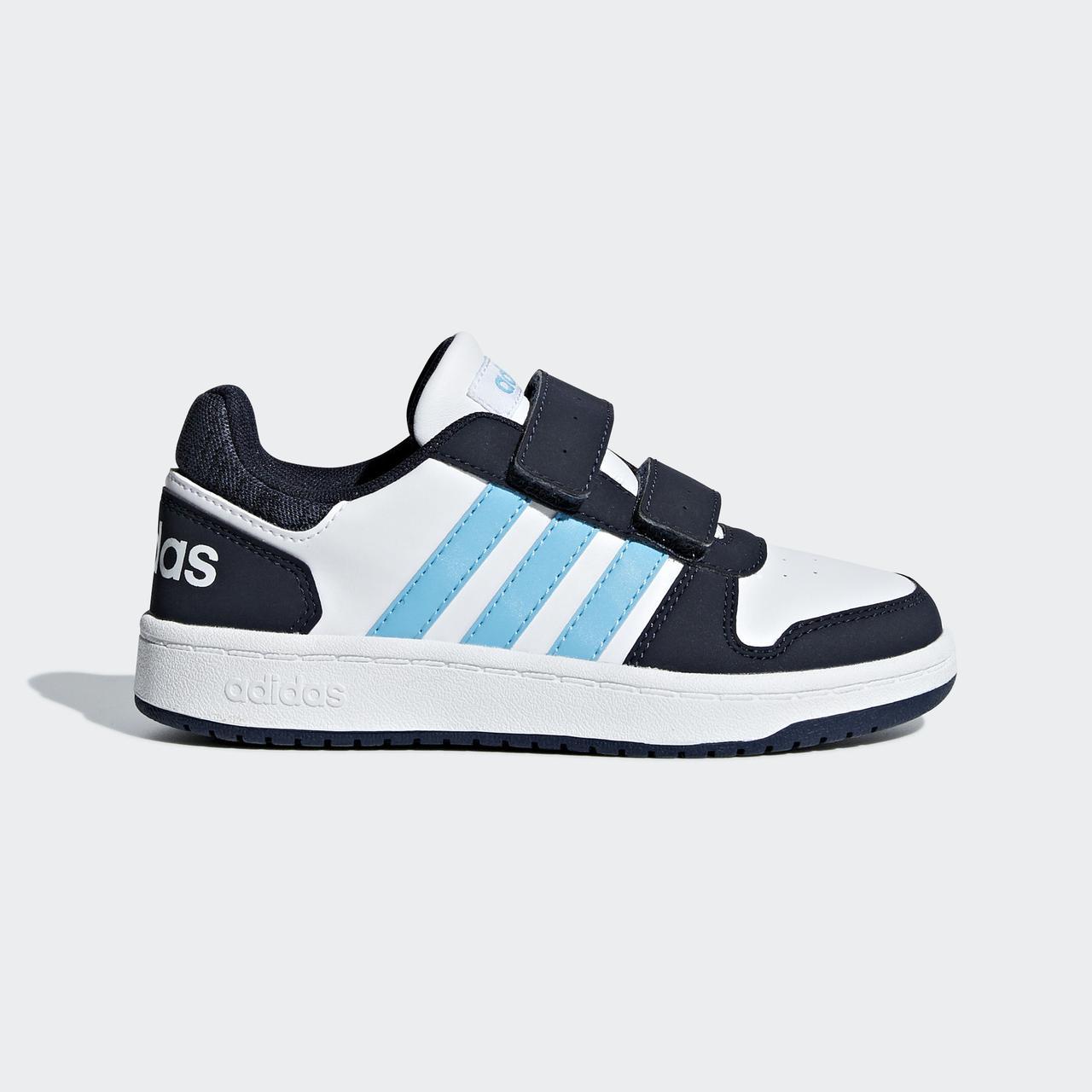 6cb07e6f9 Детские кроссовки Adidas Neo Hoops 2.0 (Артикул: BB7333) - Интернет-магазин  «