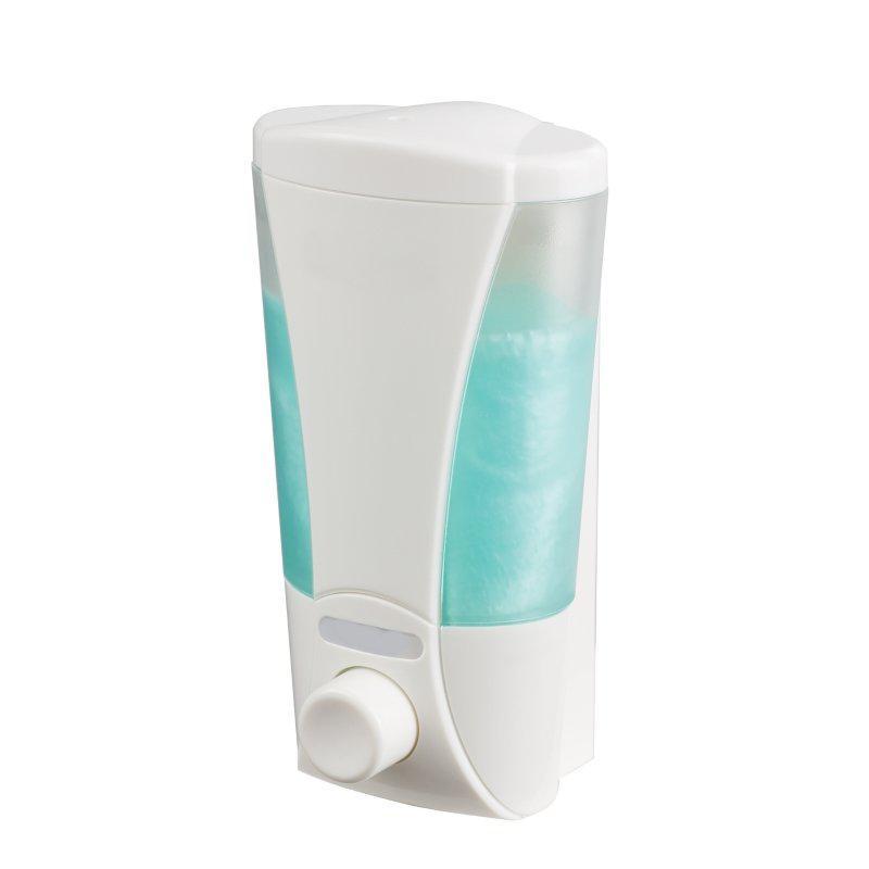 Дозатор жидкого мыла Trento, 0,2 л, белый