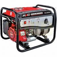 Генератор бензиновый SENCI SC3250-M (2.5-2.8кВт), р.с.