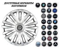 Колпаки модельные на Volkswagen R16 (к-кт 4 шт.)